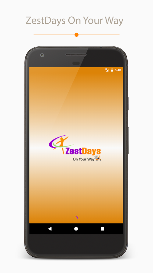 ZestDays - Order Food Online- screenshot