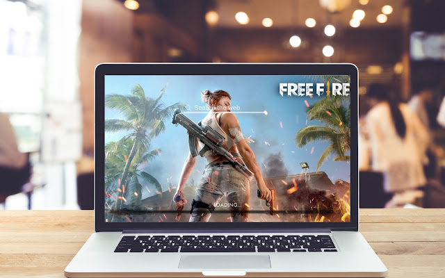 Garena Free Fire HD Wallpapers Game Theme