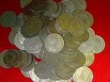 เหรียญ 1 บาท ตราแผ่นดิน 500 เหรียญ