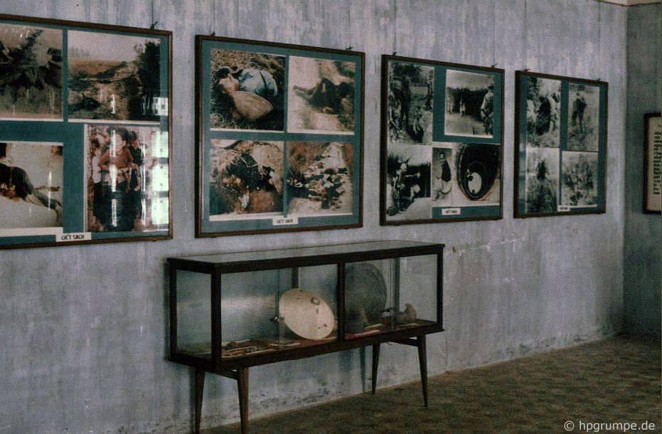 Đài tưởng niệm Mỹ Lai: Bảo tàng