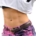 Toned Stomach Workout icon