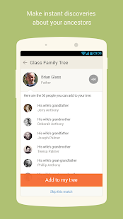 MyHeritage - Family Tree- screenshot thumbnail