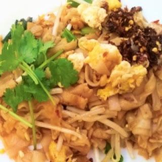 Penang Fried Kuey Teow