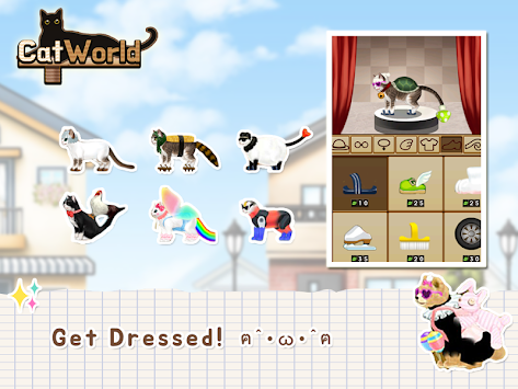 World of cats apk screenshot