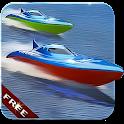 Turbo River Boat Racing icon