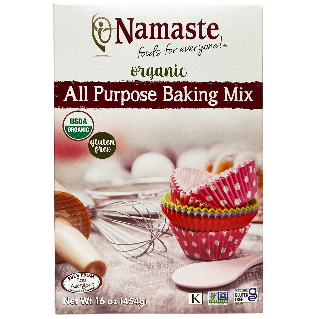 Organic All Purpose Baking Mix