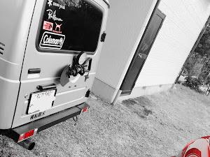 ジムニー JA22W イカレベンチャー砂漠横断仕様プロトタイプのカスタム事例画像 きん 【広域走航隊アルカディア】さんの2019年11月10日16:50の投稿
