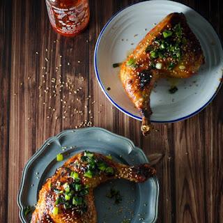 Sriracha Honey Lime Chicken