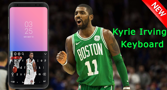 Keyboard For Kyrie Irving HD Wallpapers