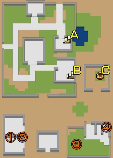 攻略 ドラクエ マップ 3