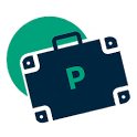 Paspartu travel organizer icon