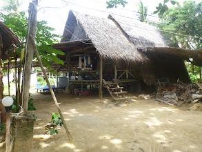 Photo: V těchto bungalovech jsme nebydleli. Zde žili místní.