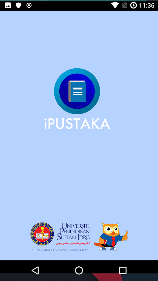 iPUSTAKA UPSI- screenshot