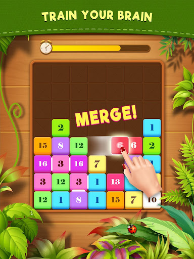 Drag n Merge: Block Puzzle  screenshots 12