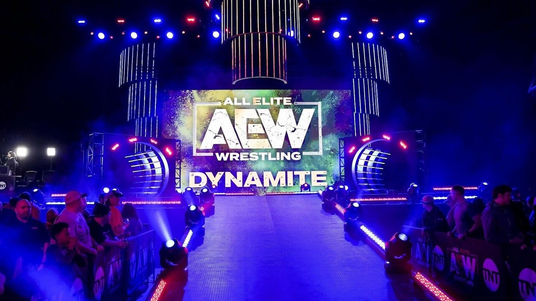 Watch All Elite Wrestling: Dynamite live