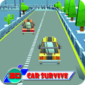 Race and Survive - Fun Race Cars 3D icon