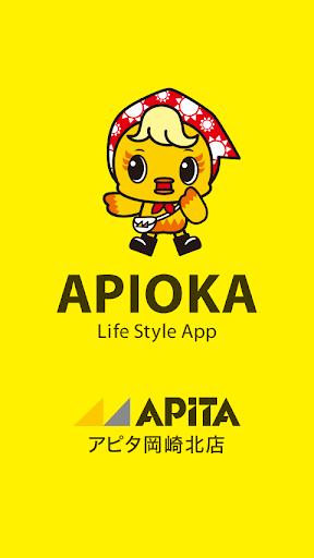 アピタ岡崎北店 APIOKA