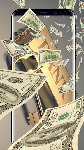 Money Live Wallpaper HD Screenshot 1 2