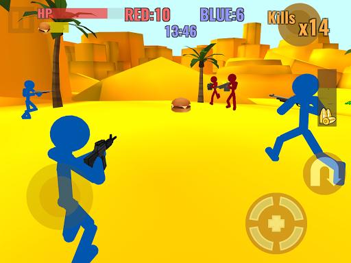 Stickman Counter Zombie Strike 1.02 screenshots 8