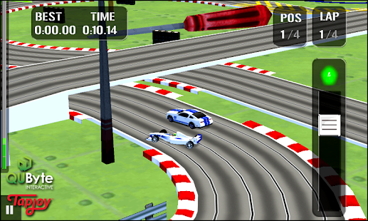 HTR High Tech Racing- screenshot thumbnail