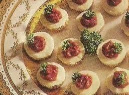 Dinner Club Little Feta Cheesecakes Recipe