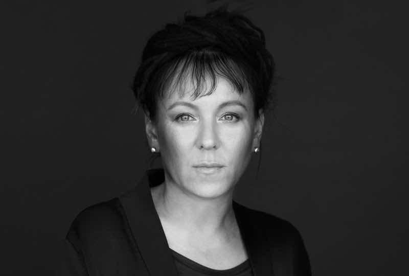Olga Tokarczuk, fotograferad av Jacek Kolodziejski.