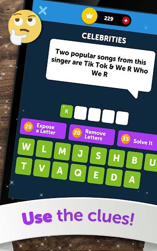 Crossword Quiz - Crossword Puzzle Word Game! apkmr screenshots 21