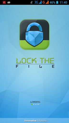 ファイルをロック