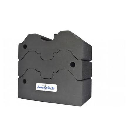 BenchMaster 3-delat skjutstöd