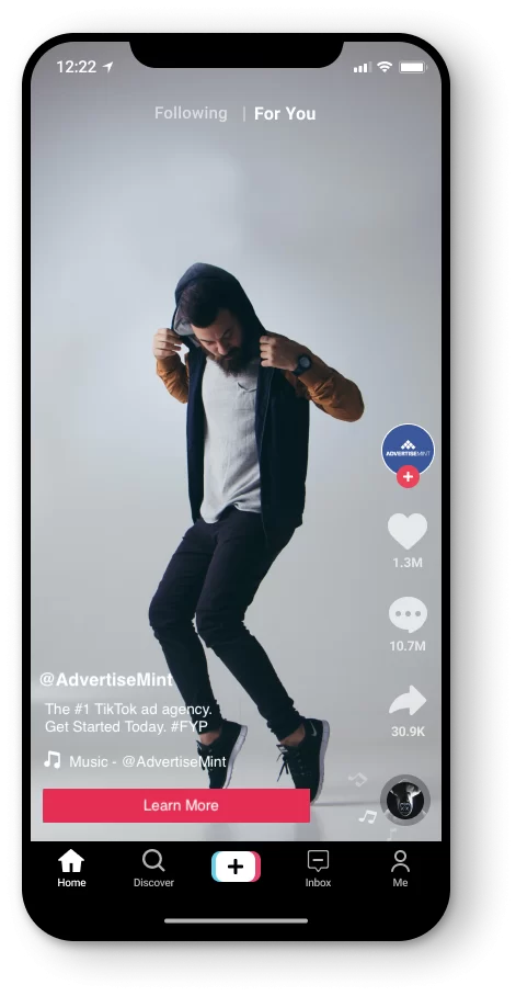 In-Feed Ads