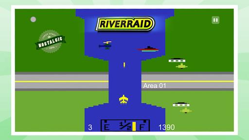 River Raid Free