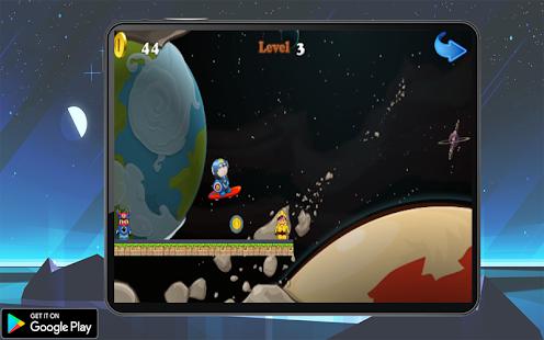 Captain Doramon Space Run - náhled