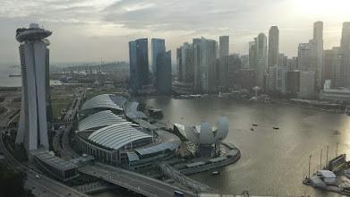 Photo: Singapore you are pretty majestic