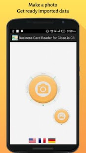 Business Card Reader for Close.io CRM- screenshot thumbnail