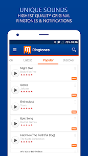 Ringtones, Wallpapers & Themes – Mobiles24  Apk  Download For Android 2