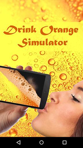 Drink Orange Simulator