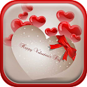 Valentines Day Live Wallpaper icon