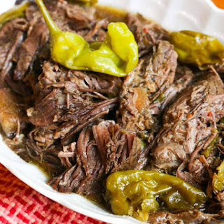 Crock Pot Roast Pepperoncini Recipes