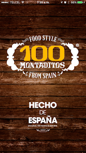 100 Montaditos México- screenshot thumbnail