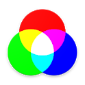 Test screen colors icon