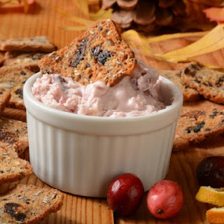 Cranberry Delight Cream Cheese Spread Recipe