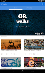 GR Walks- screenshot thumbnail
