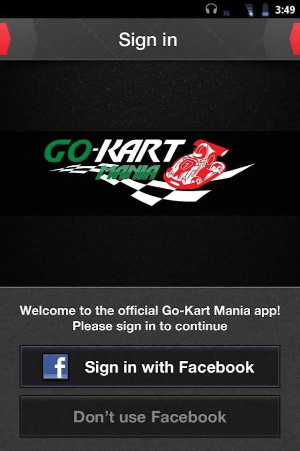Gokartmania- screenshot