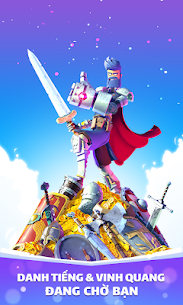 Knighthood MOD APK (Unlimited Action/Gold) for Android 5