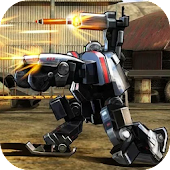 Robot Warrior: Free Game Fight
