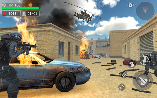 Counter Terrorist--Top Shooter 3D screenshot 12