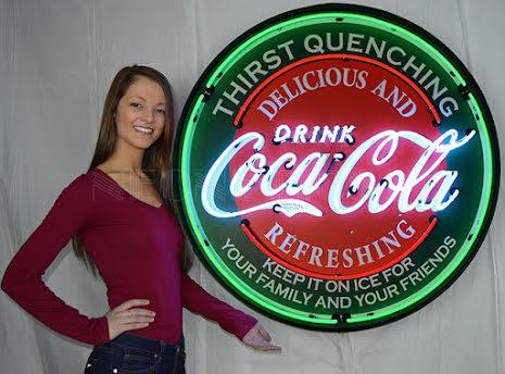 Coca Cola Evergreen