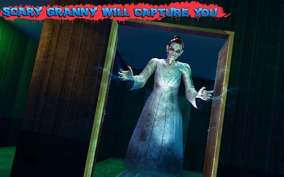 Scary Granny - Horror Game 2018