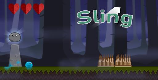 Sling the Blob 0.1 screenshots 1