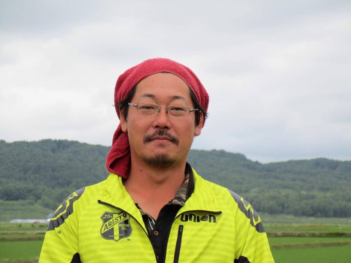 橋本勝久さん